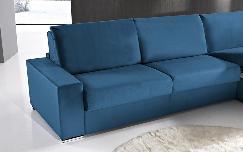 Divano di design l 39 imbottitura in poliuretano fa la - Imbottitura divani poliuretano ...