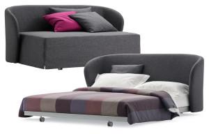 Il divano letto secondo Flou: Celine | Divani.it