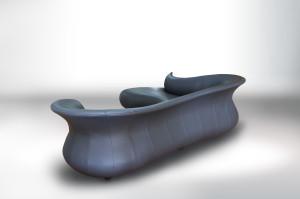 Divani Angolari Curvi.Divano Angolare Innovativo Amphora Curvy Di Desforma
