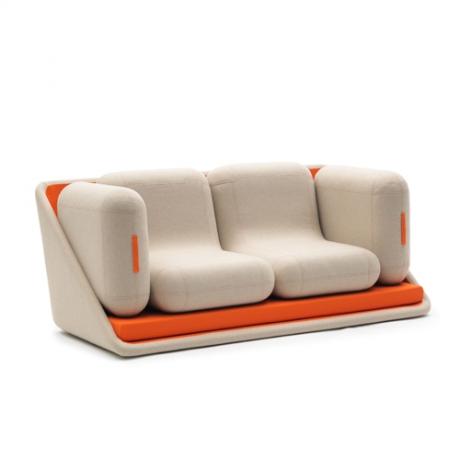 Un divano letto che osa sfidare il design | Divani.it