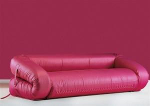 Un divano letto dal design italiano anfibio - Divano letto cassina ...