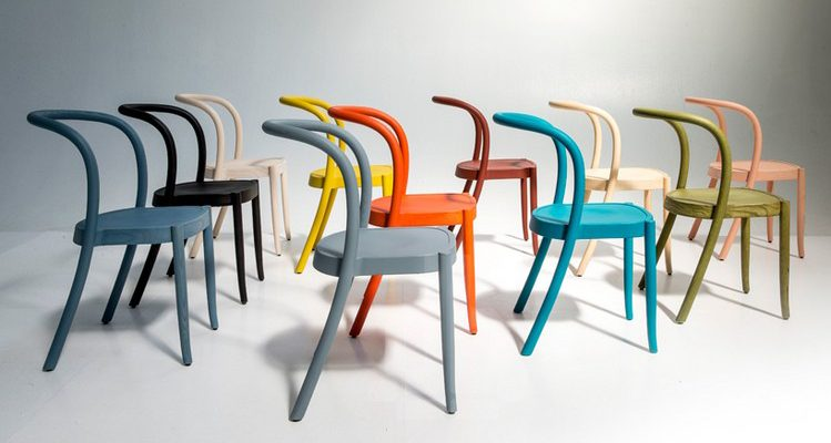 Sedie di design evidenza