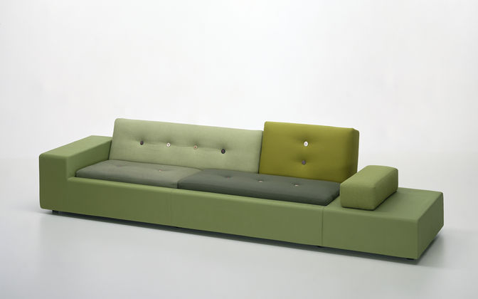 polder sofa comodo e colorato come l 39 olanda. Black Bedroom Furniture Sets. Home Design Ideas